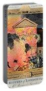 London: Gordon Riots, 1780 Portable Battery Charger