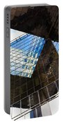 London Southbank Abstract Portable Battery Charger