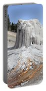 Lone Star Geyser Geyserite Cone, Third Portable Battery Charger