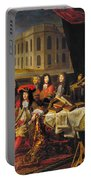 Louis Xiv (1638-1715) Portable Battery Charger
