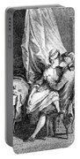 Lovers, 18th Century Portable Battery Charger