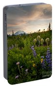 Lupine Sunset Portable Battery Charger
