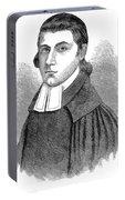 Lyman Beecher (1775-1863) Portable Battery Charger