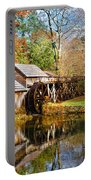 Mabry Mill Portable Battery Charger
