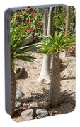 Madagascar Palms Portable Battery Charger