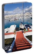 Marina In Puerto Banus Portable Battery Charger