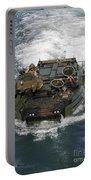 Marines Navigate An Amphibious Assault Portable Battery Charger