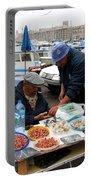 Marseilles Fishermen Portable Battery Charger