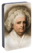 Martha Washington, American Patriot Portable Battery Charger