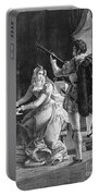Mary Queen Of Scots Portable Battery Charger