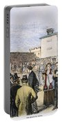 Molly Maguires Executions Portable Battery Charger