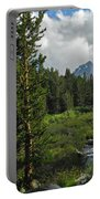 Mosquito Flats Portable Battery Charger