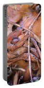 Natural Abstract 46 Portable Battery Charger