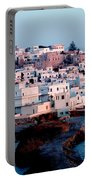 Naxos Island Greece Portable Battery Charger