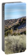 New Mexico Series - A View Of The Land Portable Battery Charger