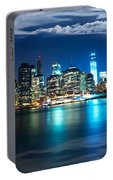 New York Skyline Portable Battery Charger