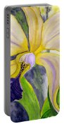 No Ordinary Orchid Portable Battery Charger