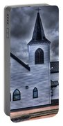 Norwegian Church Cardiff Bay Portable Battery Charger