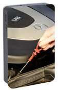 Oil Check Portable Battery Charger