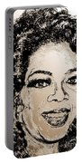 Oprah Winfrey In 2007 Portable Battery Charger
