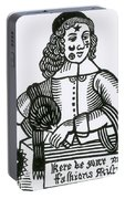 Ornamental Patches On Face, 17th Century Portable Battery Charger