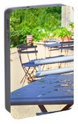 Outdoor Cafe Portable Battery Charger