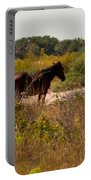 Outer Banks Horses Portable Battery Charger