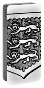Oxford: Coat Of Arms Portable Battery Charger