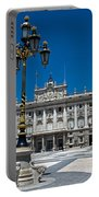Palacio Real Portable Battery Charger