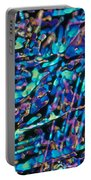 Paradichlorobenzene Crystals Portable Battery Charger