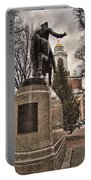 Paul Revere-statue Portable Battery Charger