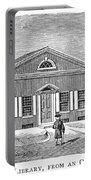 Philadelphia: Library Portable Battery Charger