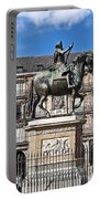 Plaza Mayor Portable Battery Charger