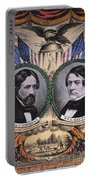Presidential Campaign, 1856 Portable Battery Charger