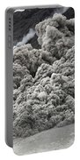 Pyroclastic Flow Descending The Flank Portable Battery Charger