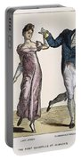 Quadrille, 1820 Portable Battery Charger