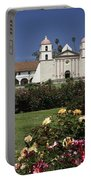 Queen Of The Spanish Missions Portable Battery Charger