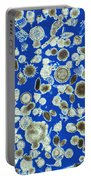 Radiolarian Ooze Lm Portable Battery Charger
