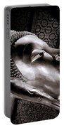 Reclining Buddha Portable Battery Charger