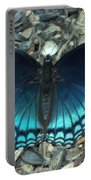 Red Spotted Purple Swallowtail Butterfly Portable Battery Charger