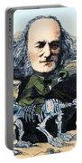 Richard Owen, English Paleontologist Portable Battery Charger
