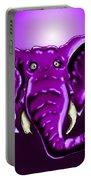 Ringo Party Animal Purple Portable Battery Charger