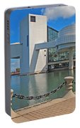 Rock And Roll Hall Of Fame Portable Battery Charger
