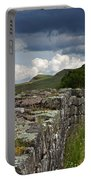 Roman Wall Country Portable Battery Charger