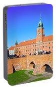 Royal Castle In Warsaw Portable Battery Charger