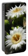 Saguaro Blooms  Portable Battery Charger