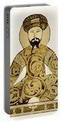 Saladin, Sultan Of Egypt And Syria Portable Battery Charger