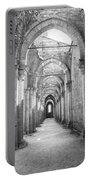 San Galgano Abbey Portable Battery Charger