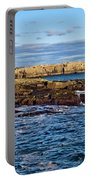 Schoodic Point Acadia National Park Portable Battery Charger
