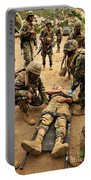 Seabees Conduct A Mass Casualty Drill Portable Battery Charger